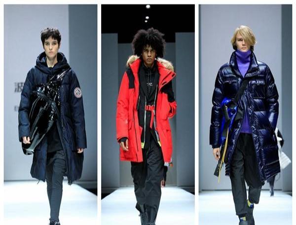 时尚邂逅中国文化 东方审美打底中国国际时装周