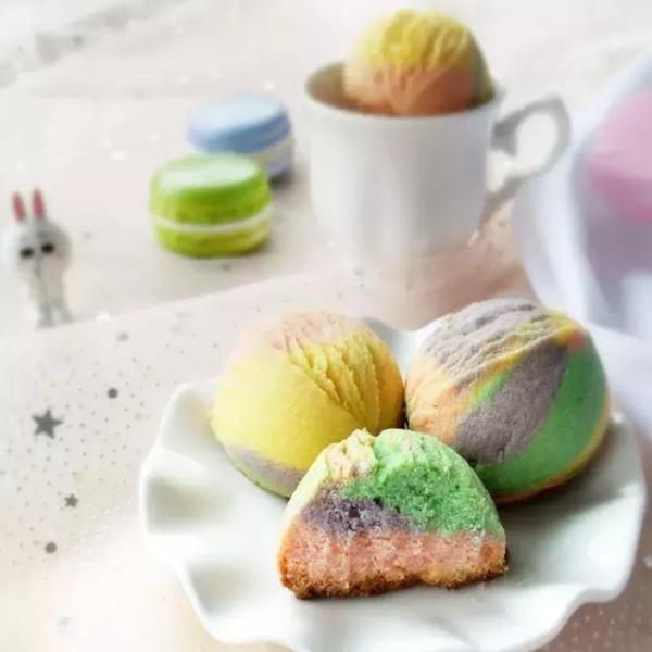 小星甜品可爱龙猫动物饼干卡通创意手工甜品台零食巧克力曲奇礼盒