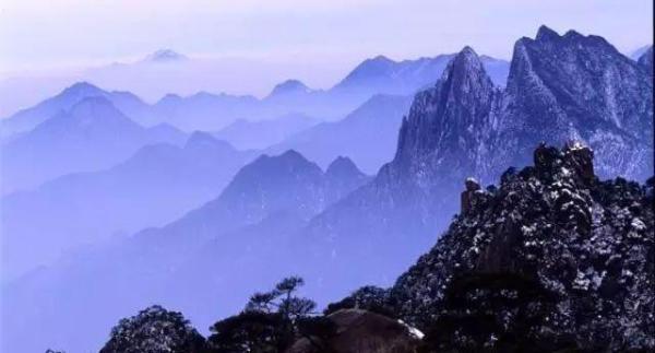 山西风景:每幅都能做屏保!