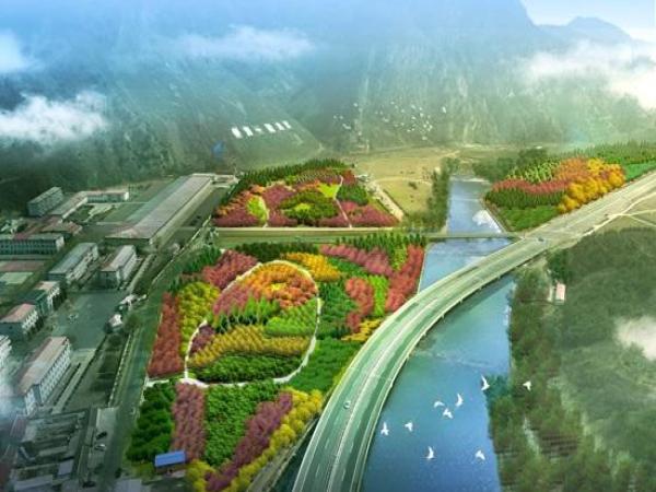 26万亩 怀柔首个城市森林