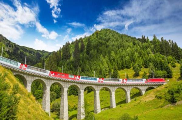 欧洲最棒的火车线路,全程70个小时经过28个国家,沿途风景美爆了