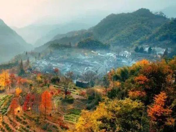 寧波余姚最美七大古村落,這些才是值得看的風景