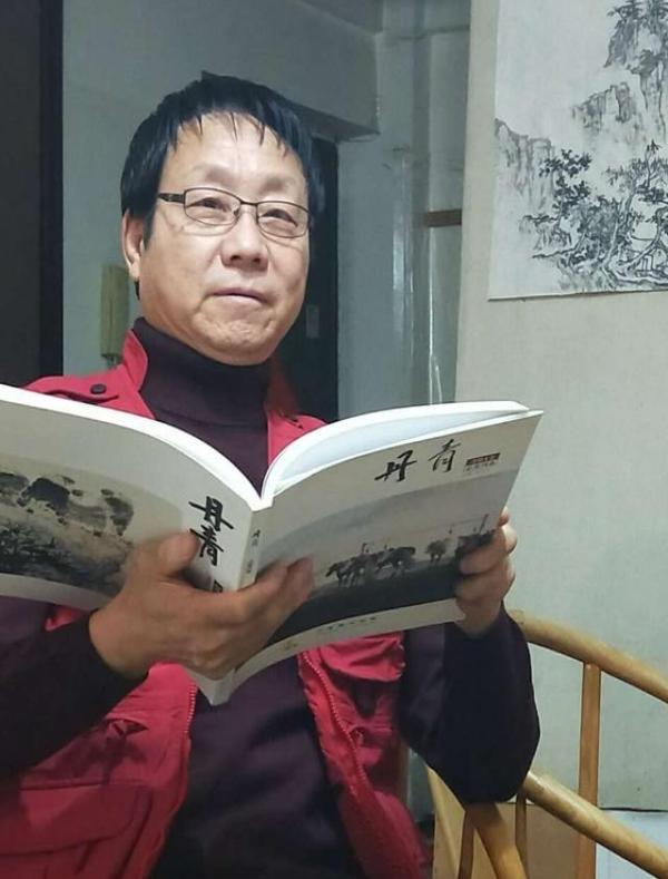写胸中意象的著名山水画家吴方成